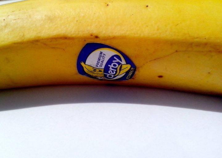 Bananen etiket museum