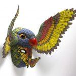 Menselijke vogels als ontsnapping uit de echte wereld