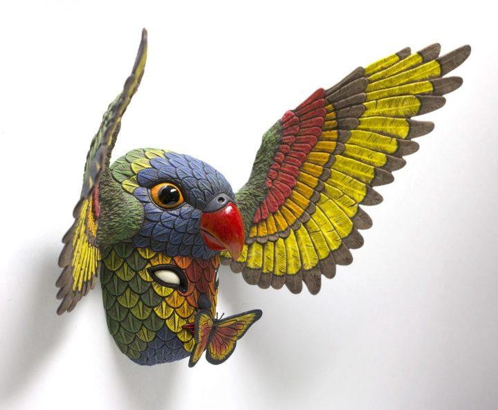 menselijke vogel