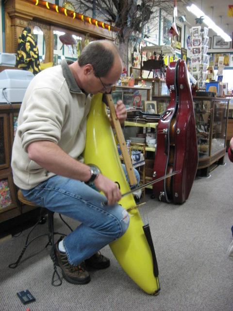 banaan cello
