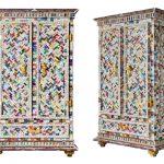 Matchbox cupboard ontstaan uit de voorliefde voor verzamelingen