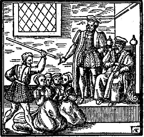 Schotse heksenkaart van de Universiteit van Edinburgh