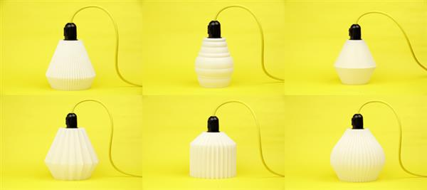 100 hanglampen