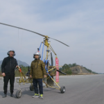 Aeronauts van het Chinese platteland bouwen eigen vliegtuig