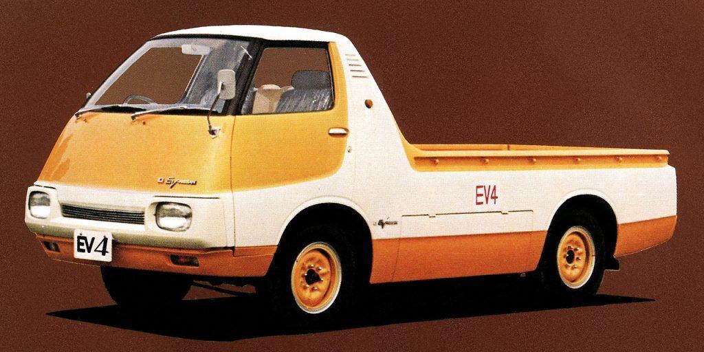 Nissan EV4 Concept
