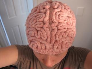 Hersen muts om je brein warm te houden