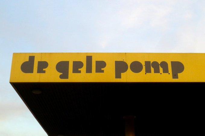 typografie van Amsterdam