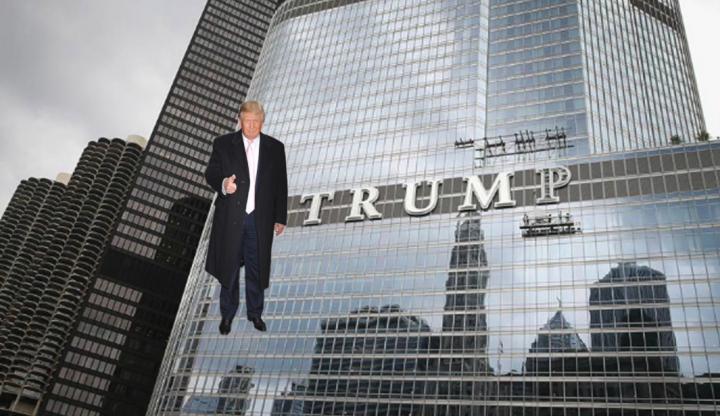 De architectuur van Trump in 4 minuten