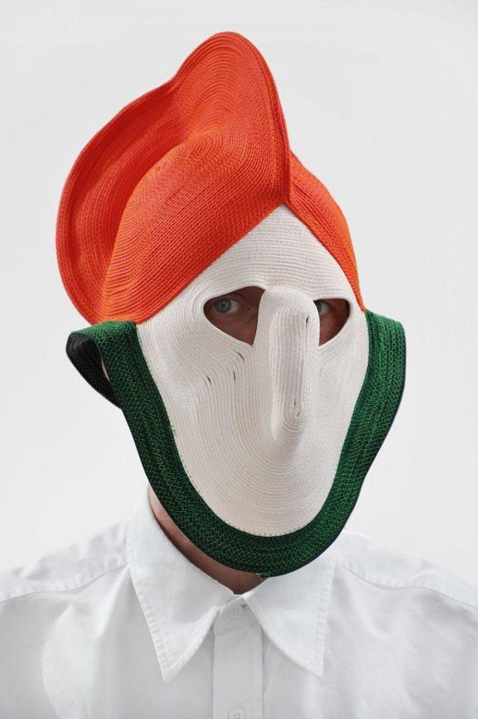 masker van touw