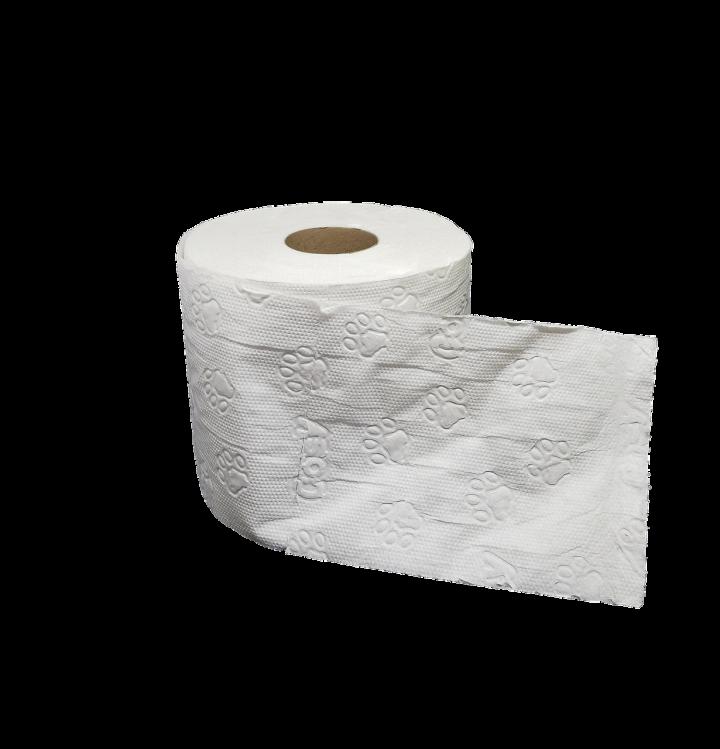 Hoeveel toiletpapier heb je eigenlijk nodig?