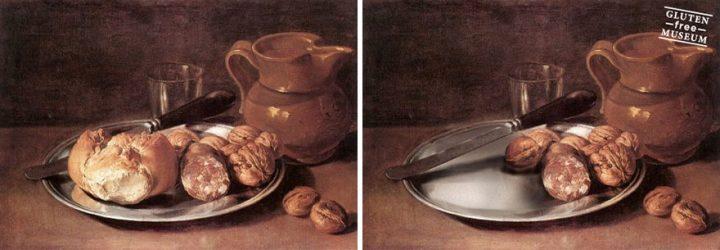 Glutenvrij museum toont kunst zonder gluten