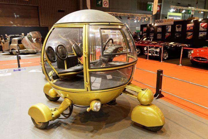 Automodule: futuristisch antwoord op lelijke auto
