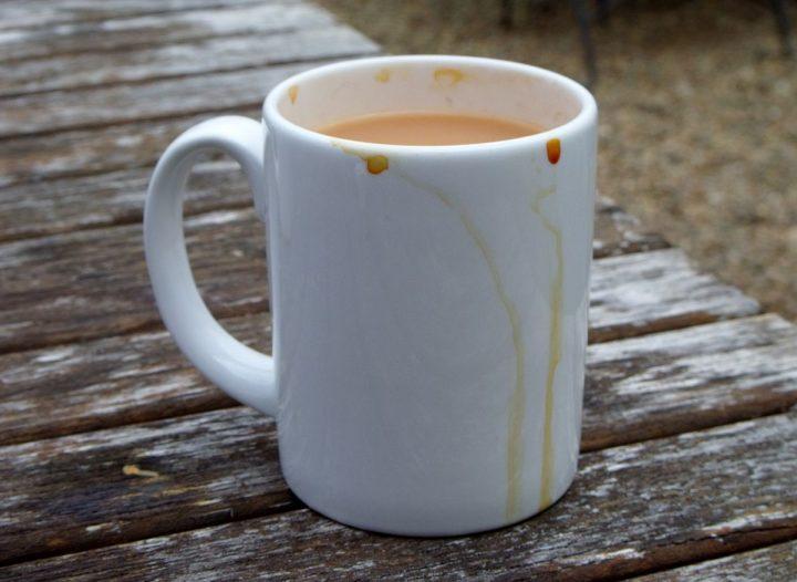 Diplomatieke rel om een Brits kopje thee