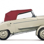 Reyonnah: micro-auto die je in de hal kan parkeren