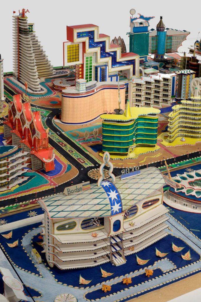 utopische steden