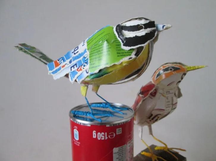 vogeltjes maken