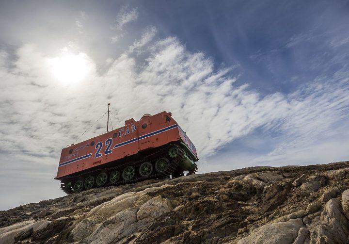 Kharkovchanka: het monstervoertuig uit Rusland