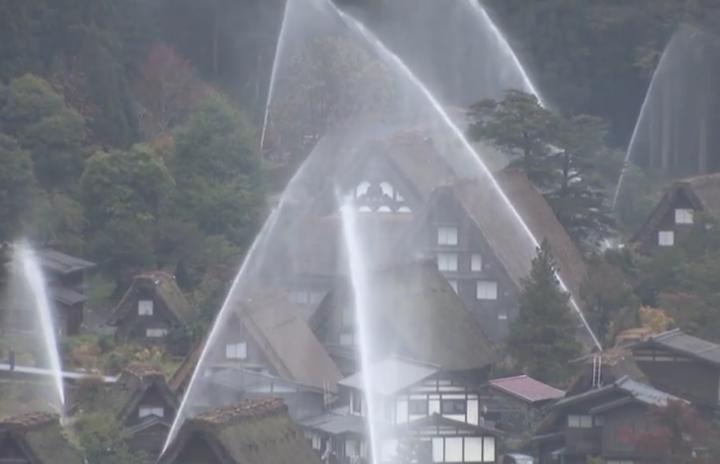 Twee bijzondere dorpen in Japan