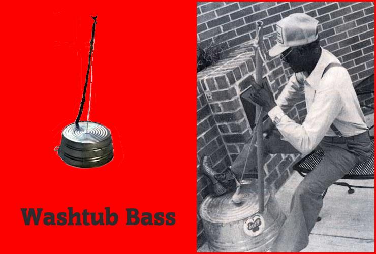 washtub bass