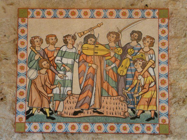 Bardcore: Middeleeuwse popmuziek