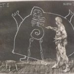 William Kentridge: houtskool animator