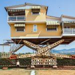 Het vliegende huis oftewel La Casa Volente