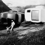 Maison Bulle 6 Coques: futuristisch huis uit de jaren '60