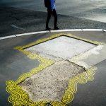 Parijs als canvas: Jordane Saget in acties