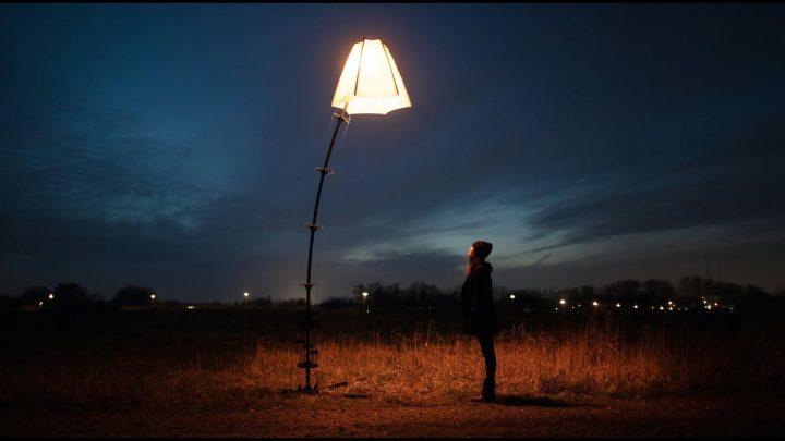 Revolutionaire straatverlichting: De Bloomlight