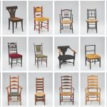 100 Britse stoelen op de boerderij